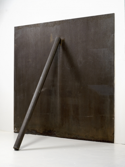 Richard Serra, untitled, 1969-78