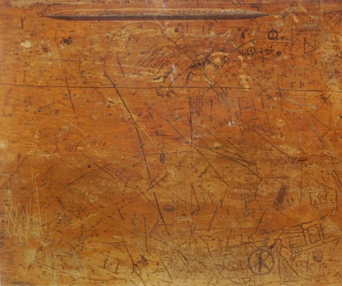 Orit Raff Untitled (Desk), 1998