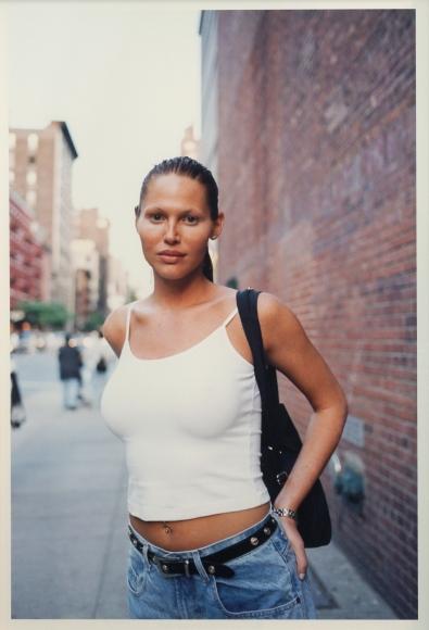 Jitka Hanzlová Erika, Chelsea, 1999