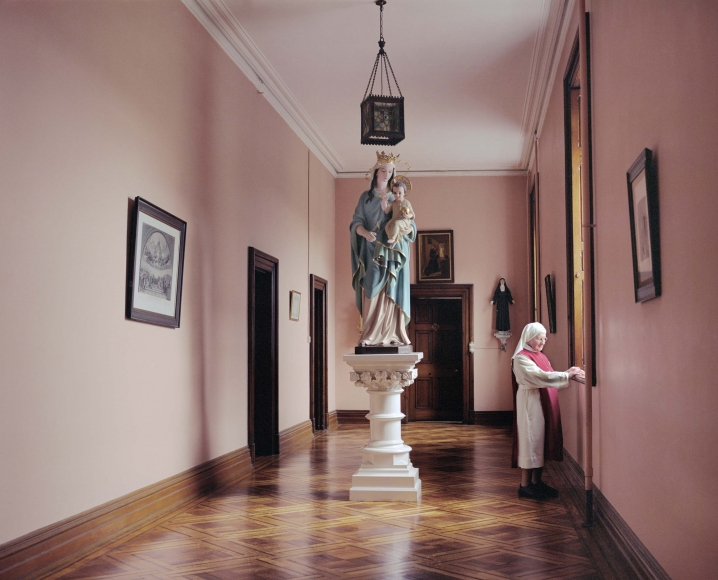 Jackie Nickerson Hallway (from the Faith series), 2005