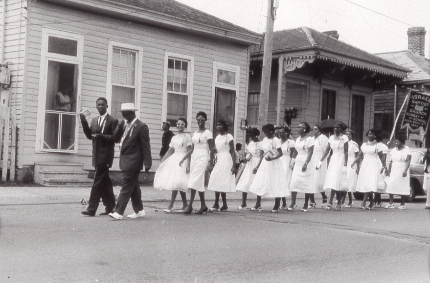 Ralston Crawford, Untitled (New Orleans), c. 1955