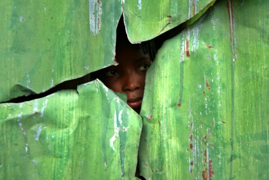 George Osodi, Delta Conflict, 2004