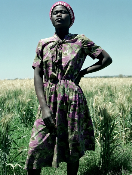Jackie Nickerson Chipo, Farm Worker, Zimbabwe, 1997