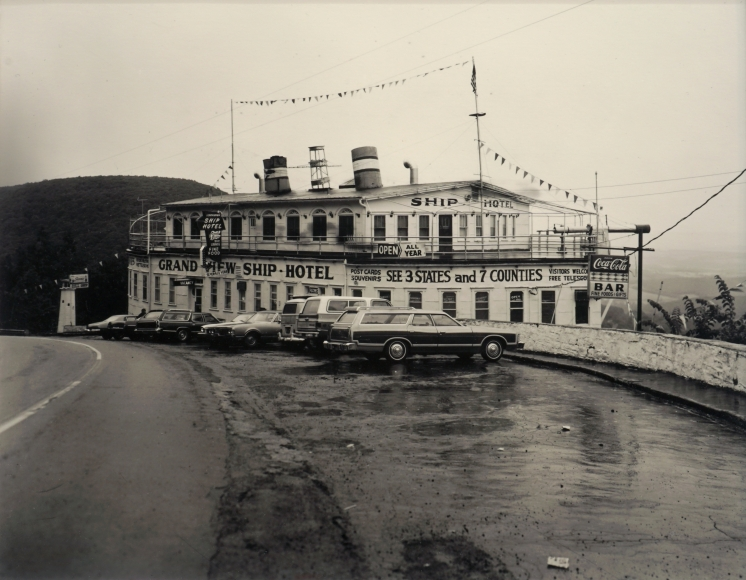 Robert Cumming Grand View Ship Hotel, 1928