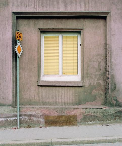 Götz Diergarten,Untitled, Picture #69 (Pforzheim), 1997, c-print, diasec with plexiglas, 31 1/4x 23 3/8inches