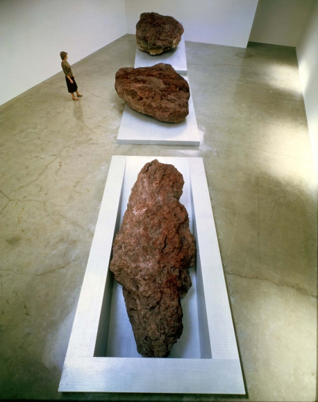 Michael Heizer, Elevated Surface Depressed, 1969-81