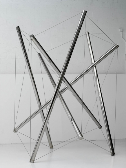 Kenneth Snelson, Newport, 1968