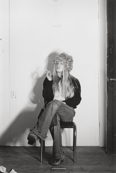 Cindy Sherman,Untitled (Bus Riders Series),1976,gelatin silver prints,7 3/16 x 5 inches