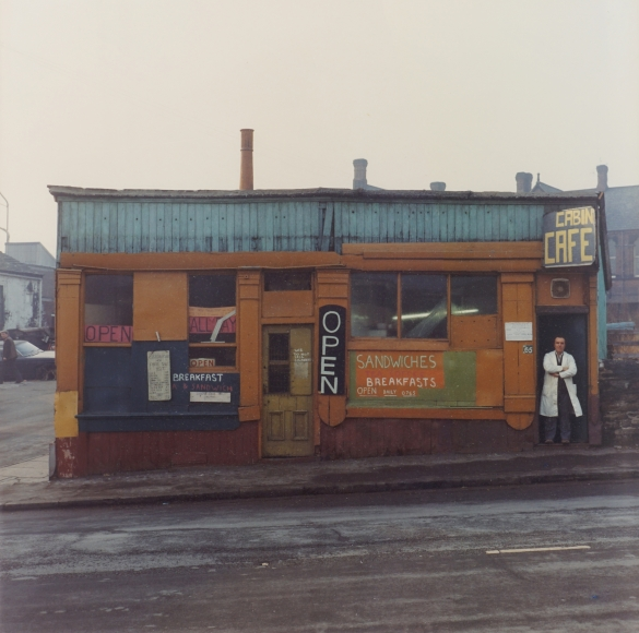 Peter Mitchell Mr. Gower, Leeds, 1975