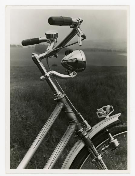 Albert Renger-Patzsch, Bicycle Handlebars, c. 1950s