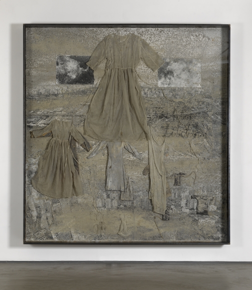 Anselm Kiefer, Töchter Liliths (Lilith's Daughters), 1986