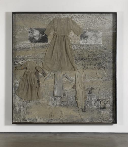 Anselm Kiefer, Töchter Liliths (Lilith's Daughters), 1986