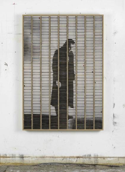 Gregor Hildebrandt, Himmel über Berlin, 2013