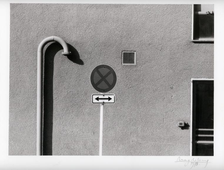 Ulrich Wüst, Magdeburg, Oktober 1978, 1978, gelatin silver print, 7 5/8 × 10 1/4 in.