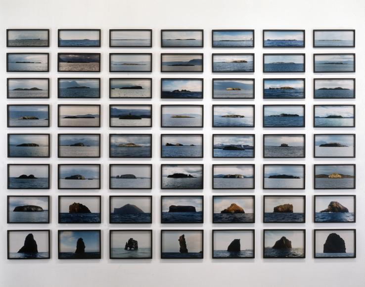 Olafur Eliasson, The Island Series, 1997