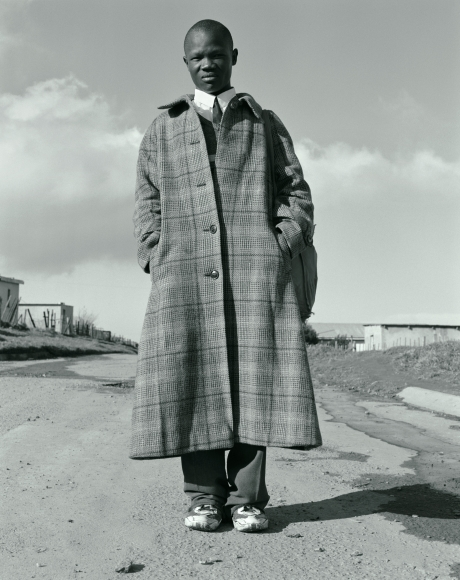 Jackie Nickerson Schoolboy, Mlungisi Township, South Africa