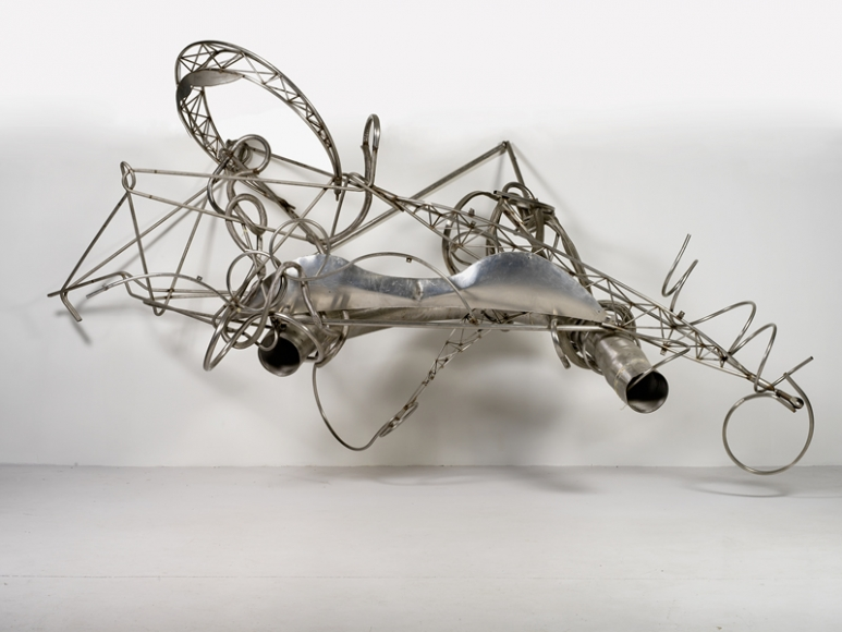 Frank Stella Taboehan, 2003