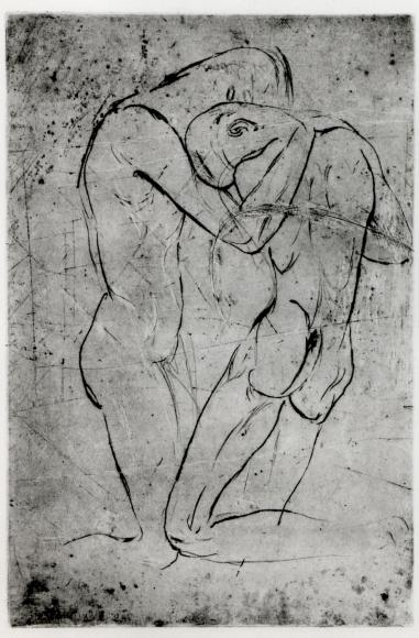 """""""Der verlorene Sohn"""", 1913"""