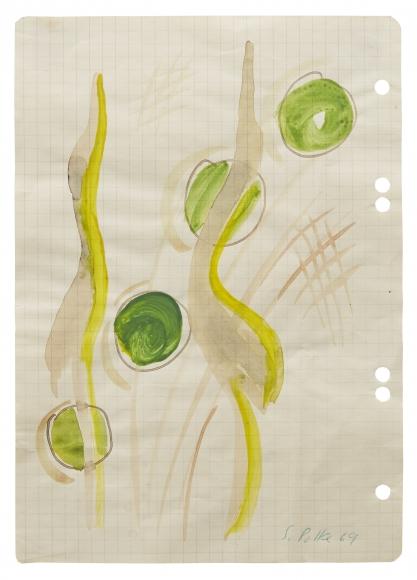 """Untitled (Heron)"", 1969"
