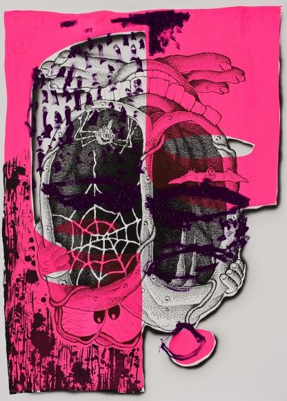 """""""Cobwebs and Cosmic Knots"""", 2009"""