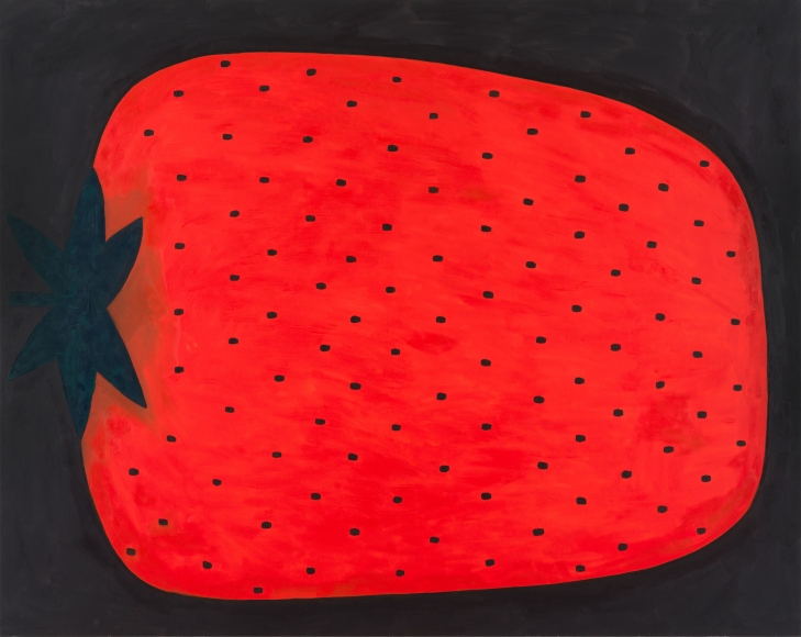 """Erdbeere (Strawberry)"", 2019"