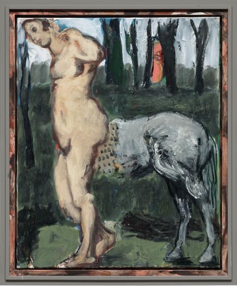 """""""Geburt des Centaur (Birth of the Centaur)"""", 2017"""