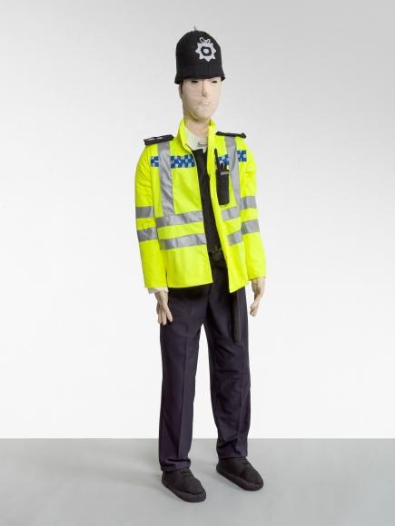 """Polizist (Policeman)"", 2019"