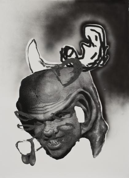 """""""Dead Cloud (Smiling)"""", 2009"""