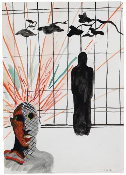 """""""Feuerkopf (Fire Head)"""", ca. 1966-68"""