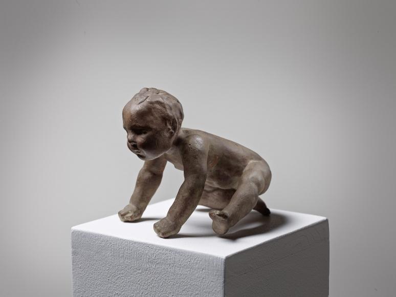 """""""Kreichendes Kind"""", 1910"""