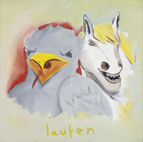 """Laufen (Run)"", 1965"