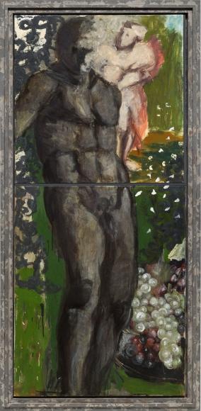 """""""Orpheus und Eurydike I (Orpheus and Eurydice I)"""", 2017"""