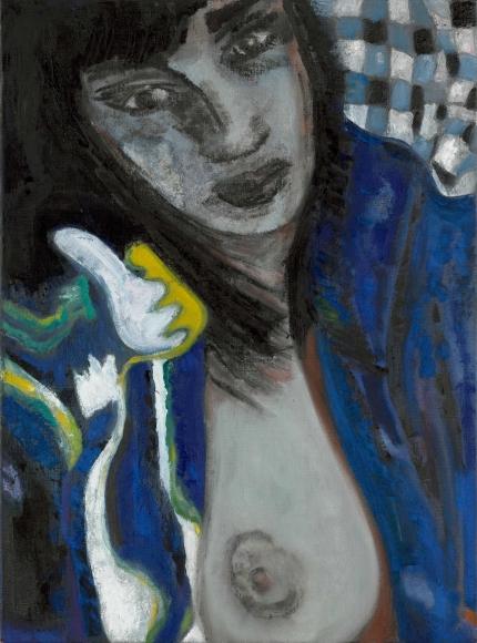 """""""Untitled (Portrait)"""", 2015"""