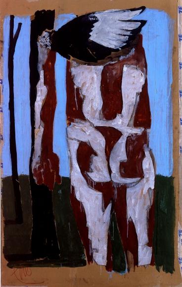 """Nude Back"", 2006"