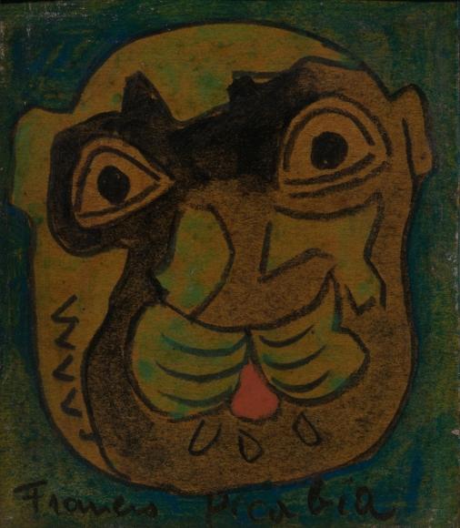 """""""Tableau de poche"""", 1942"""
