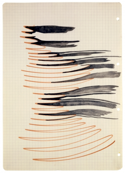 """""""Untitled (Lines)"""", ca. 1969"""