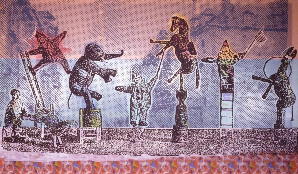 """""""Circus Figures"""", 2005"""