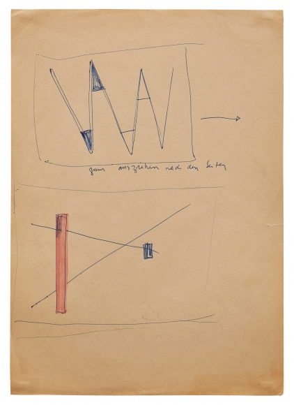 """""""To be expanded to the sides"""", ca. 1967-1968"""