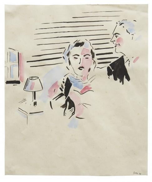 """""""Untitled (Couple)"""", 1966"""
