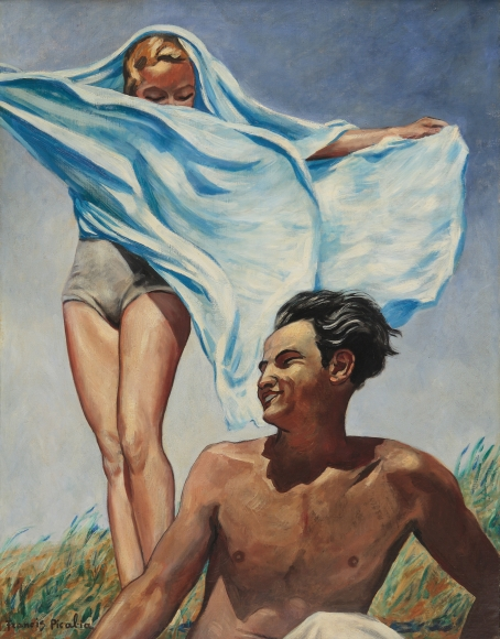 """""""Printemps"""", ca. 1942-1943"""