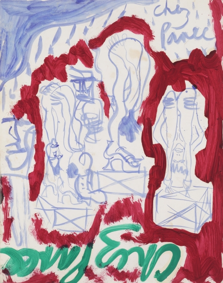"""STANLEY ST."", 1986"