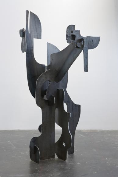 """""""Ohnedaruth"""", 2009 Steel"""