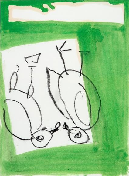 """Untitled (Lettre International)"", 1989"