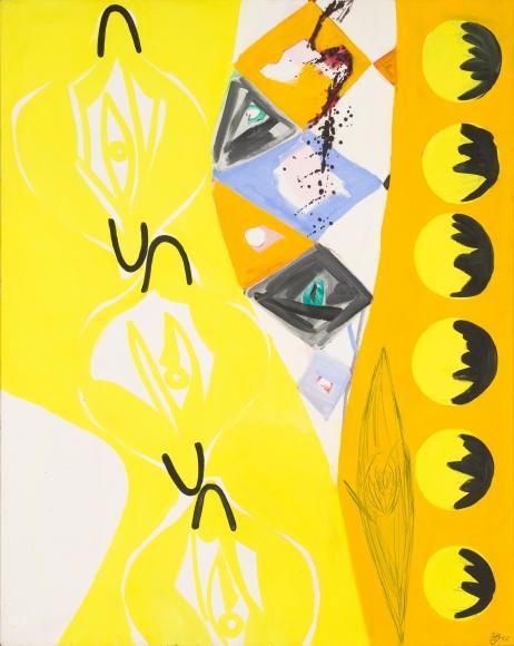 """Human Light"", 1965"