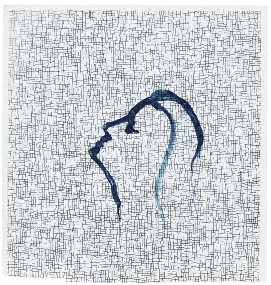 """Untitled (Profile)"", 1965"