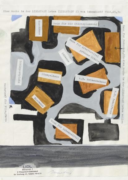 """""""Eine Woche in der LIDLSTADT leben (LIDLSTADT 2) (Living in LIDL-TOWN For a Week [LIDL-TOWN 2])"""", 1968-1970"""