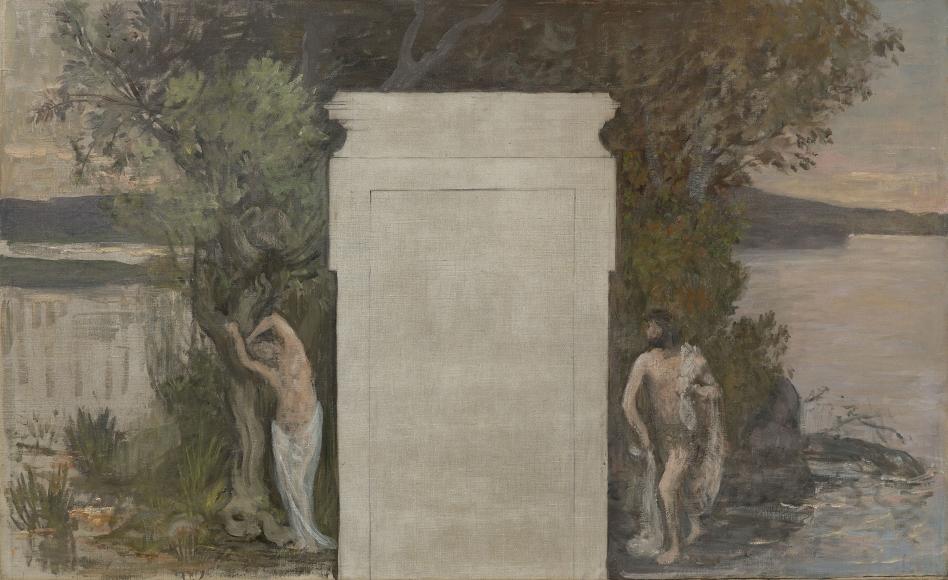 """Le Rhône et la Saône (The Rhône and the Saône)"", ca. 1885-1886"