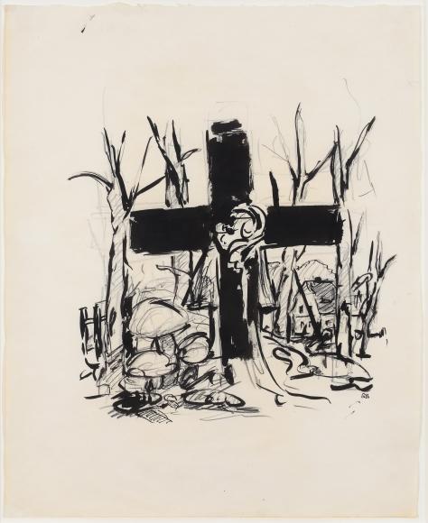 """""""Saxon Motif"""", 1965"""