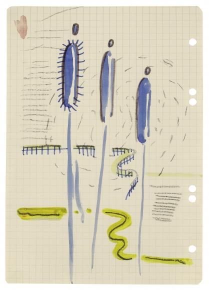 """""""Untitled (Cattail)"""", ca. 1968"""