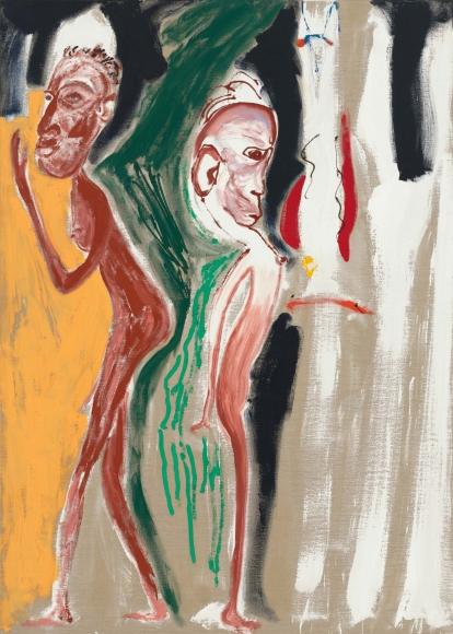 """Bromboline Frenzy"", 1985"